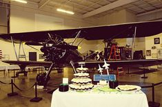 another airplane wedding featured on offbeat bride