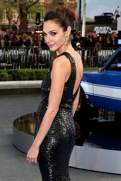 Gal Gadot Photos - Actress Gal Gadot attends the World Premiere of 'Fast & Furious at Empire Leicester Square on May 2013 in London, England. - 'Fast & Furious Premieres in London 6 Gal Gadot Movies, Gal Gadot Photos, Diana, Gal Gardot, Gal Gadot Wonder Woman, Hollywood Celebrities, Female Celebrities, Hollywood Actresses, Woman Crush