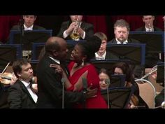 G.Gershwin. Porgy and Bess. Act 1, Oh, I Got Plenty o'Nuttin'. Bess, You is My Woman Now - YouTube