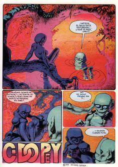 Cómic78: El Arte de Richard Corben