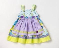 Summertime Knot Dress - Art Fair 2014 (2)