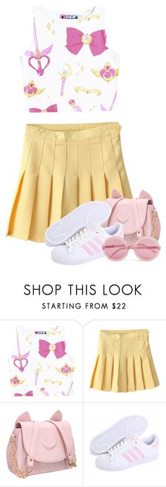 """""""🌙💖"""" by charmandder ❤ liked on Polyvore featuring Wildfox"""