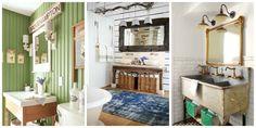 78 Inspiring Bathroom Decorating Ideas  - CountryLiving.com