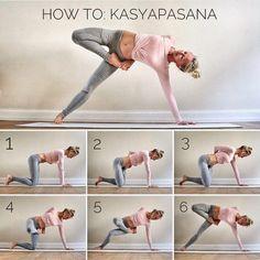 Ashtanga Yoga, Yoga Vinyasa, Yoga Bewegungen, Yoga Moves, Yoga Flow, Pilates Poses, Yin Yoga, Yoga Fitness, Fitness Workouts