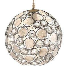 House of Hampton Woolery Crystal Globe Chandelier House of Hampton Chandelier Picture, Chandelier For Sale, Bronze Chandelier, Globe Chandelier, Chandelier Shades, Chandelier Lighting, Copper Pendant Lights, Lantern Pendant, Globe Lights