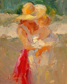 "Diane Leonard, ""A Mother's Love"""