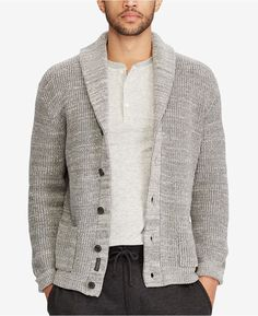 lauren ralph lauren shawl collar cardigan dri fit polo