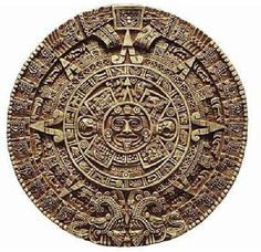 The Aztec calendar set out the mathematical formulas according to which the whole universe was organized and which governed the actions of men and Gods alike. Our quality replica of Aztec solar wall calender wall relief sculpture is a historical rendition for your home decor. Statue.com
