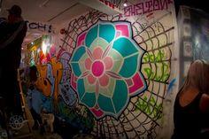 Circle Tattoo Studio, London. Haunted Attractions, Most Haunted, Graffiti Art, Tattoo Studio, Street Art, London, Walls, Wall, London England