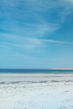 A beautiful sunny day on a West Donegal beach.