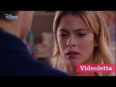 Violetta 3 English: Love is in the air & Vilu calls Leon Ep.8 - YouTube