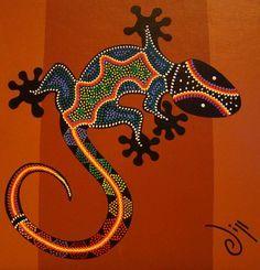 news - dotpainting - Dot Painting Aboriginal, Aboriginal Art Animals, Dot Art Painting, Aboriginal Kunst, Art Paintings, Aboriginal Patterns, Encaustic Painting, Indigenous Australian Art, Indigenous Art