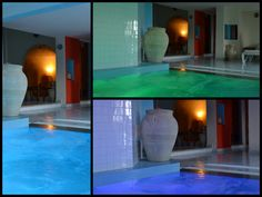Chromotherapy in the Jacuzzi