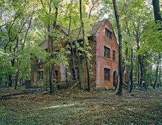 Chris Payne: Staff House, North Brother Island, NY