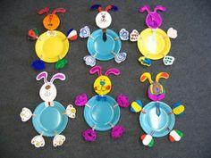 bricolage Pâques enfants