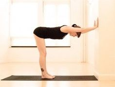 Six yoga poses for back pain.