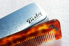 Something to get your hands on. #bixby #comb #zyl #durable #style Pomade.com #amber #blue #black #tobacco