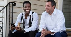 Netflix's Week Of Trailer Reunites Adam Sandler and Chris Rock -- Adam Sandler and Chris Rock reunite to play two fathers whose kids are getting married in the new Netflix comedy The Week Of. -- http://movieweb.com/the-week-of-movie-trailer-adam-sandler-chris-rock-netflix/
