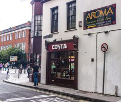 Aroma Chinese Restaurant [The Streets Of Ireland]