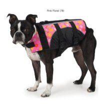 ESC Fashion Aquatic Preserver Lrg Pink/Green