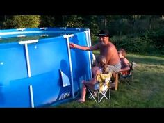 Easy way to empty the pool