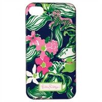 Lilly Pulitzer iPhone 5 Cover Case-Tiger Lilly