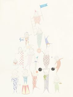 Ta-Da by Amy Borrell