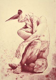 Anatomy Sketches, Anatomy Drawing, Anatomy Art, Art Drawings Sketches, Human Figure Drawing, Guy Drawing, Life Drawing, Art Of Man, Hippie Art