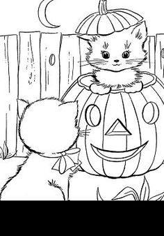 halloween coloring pages for children httpscoloringpages carbonmadecomprojects
