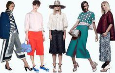 Cool Culottes: So kombinieren Sie den Hosenrock