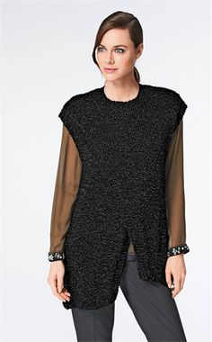 Bergere de France Sleeveless Tunic Pattern