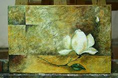 https://flic.kr/p/9gXmLA | www.academiataure.com |  #art #painting #realism #flower