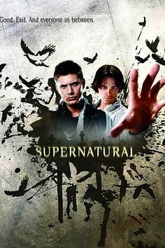 Supernatural iPhone Wallpaper