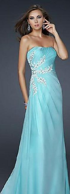 Sexy Column Chiffon Light Sky Blue Long Evening Dresses Sale prom dress prom dresses lkxdresses56489swger #prettydresses #promdress