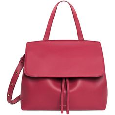81299d56eb1 Mansur Gavriel Rococo Lady Bag (£910) ❤ liked on Polyvore featuring bags