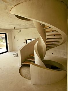 Concete stairs DNA DESIGN.CZ