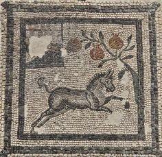 Mosaico de Villa Fortunatus - Calendario agrícola
