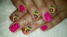 Wow Nails, Nails Now, Glam Nails, Fancy Nails, Beauty Nails, Cute Nail Art, Beautiful Nail Art, Cute Nails, Pretty Nails