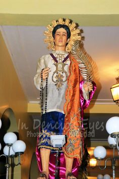 Lorenzo Ruiz The First Filipino Saint Feast of Our Lady of the Most Holy Rosary - La Naval de Manila Sto. Manila, Holy Rosary, Catholic Saints, Our Lady, Filipino, Eyes, Domingo, Cat Eyes