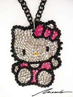 Hello Kitty #pendant