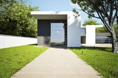 Фото — House on the Dniper — Architecture