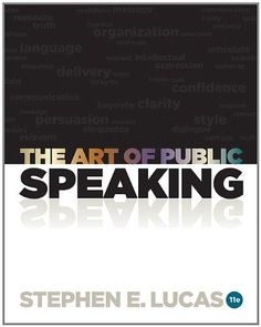 The art of public speaking 12th edition ebook pdf by stephen e the art of public speaking edition edition by stephen lucas pdf ebook fandeluxe Images
