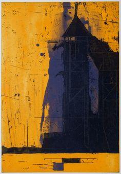 Bilderesultat for kjell nupen litografi Contemporary Printmaking, Gerhard Richter, Painting Inspiration, Abstract Art, Inspiring Art, Artwork, Artists, Pintura, Graphics