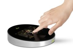 Olive ONE: All-in-One Home Music Player. Designed by you.  Access all your music through a touchscreen and play it in amazing sound quality. Open architecture for app developers and artists. Customize to your liking.