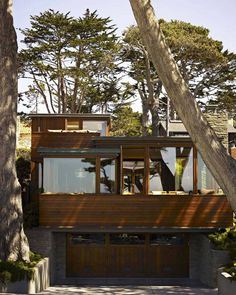 Carmel Residence / Dirk Denison Architects