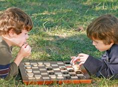 Checkers & Chess - GrassHaven Outdoor | Camping Crafts, Things To Do | Camping Games