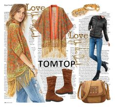 """""""Tomtop 27"""" by nejrasehicc ❤ liked on Polyvore featuring ASOS, vintage and tomtop"""