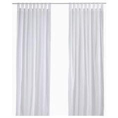 MATILDA - διαφανής κουρτίνα, 1 ζευγάρι - IKEA Μήκος: 300 cm Πλάτος: 140 cm Βάρος: 0.60 kg