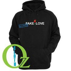 Fake Love Hoodie