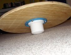 TODAY! Fitness - How to Make a Wobble Board